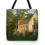 St Davids Church Cemetary 1 Tote Bag