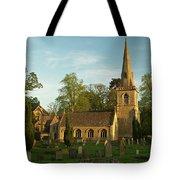 St Davids Church Cemetery 3 Tote Bag
