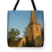 St Davids Church Tote Bag