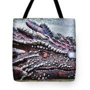 St Davids Day Dragon Tote Bag