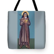 St. Edith Stein - Rlste Tote Bag
