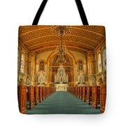 St Edward Interior Tote Bag