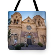 St. Francis Cathedral #2 Tote Bag
