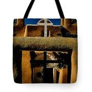 St. Francis Gate Tote Bag