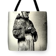 St. Francis In St. James Tote Bag