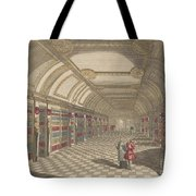St Genevieve Tote Bag