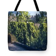 St. George Castle Tote Bag