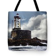 St. George Lighthouse Tote Bag