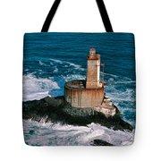 St. George Reef Light Tote Bag