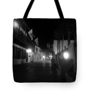 St. George Street Ghosts Tote Bag