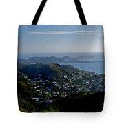 St. George's Grenada Tote Bag