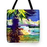 St. George's Harbour Tote Bag