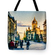 St Giles' Cathedral Tote Bag
