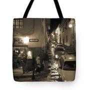 Jack's Cafe Tote Bag