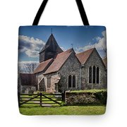 St James The Great Elmsted Tote Bag