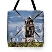 St. Janshuis Windmill Tote Bag