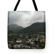 St. Jean Pied De Port Tote Bag