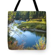 St. Joe River Tote Bag