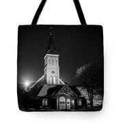 St Joes Church Mandan 4 Tote Bag