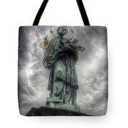 St John Nepomuk Tote Bag