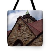 St John On The Point Tote Bag