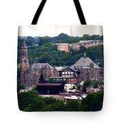 St John The Baptist Church Manayunk Philadelphia Tote Bag