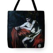 St John The Baptist Reproduction Tote Bag