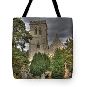St John The Evangalist Stanmore Tote Bag