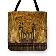 Kings College Chapel Tote Bag