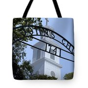 St Johns Church Tote Bag
