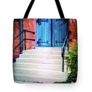 St. John's Door Tote Bag