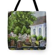 St John's Parish Church Tote Bag
