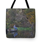 St Johns River Florida Tote Bag