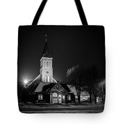 St Joseph Church Mandan Tote Bag