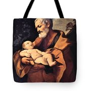 St Joseph Tote Bag