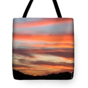 St. Joseph's Sunset Tote Bag