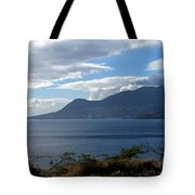 St Kitts Vista Tote Bag