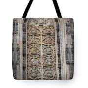 St. Lamberti Church - Stone Relief Tote Bag