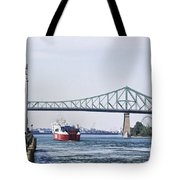 St Lawrence And Laronde Tote Bag