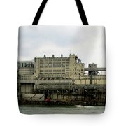St Lawrence Sunset 1 Tote Bag