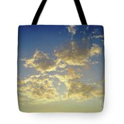 St Lawrence Sunset 6 Tote Bag