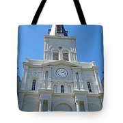 St. Louis Cathedral Study 1 Tote Bag