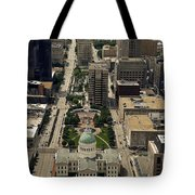 St. Louis Overview Tote Bag
