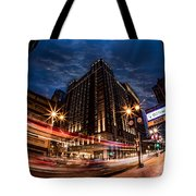 St. Louis Timelapse  Tote Bag