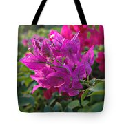 St Lucia Floral Tote Bag