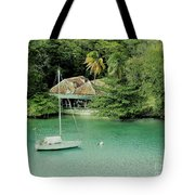 St. Lucia Mooring Tote Bag