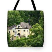 St. Margarethen Kirche Tote Bag