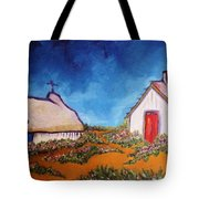 St Maries Tote Bag by Chaline Ouellet
