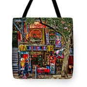 St Marks Place Tote Bag