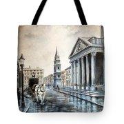 St Martins London Tote Bag